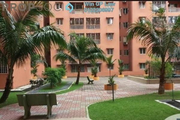 Apartment For Rent in Sri Camellia Apartment, Kajang Freehold Unfurnished 3R/2B 700translationmissing:en.pricing.unit