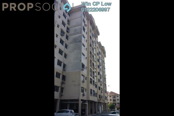Apartment For Rent in Taman Bukit Kenangan, Kajang Freehold Unfurnished 3R/2B 750translationmissing:en.pricing.unit