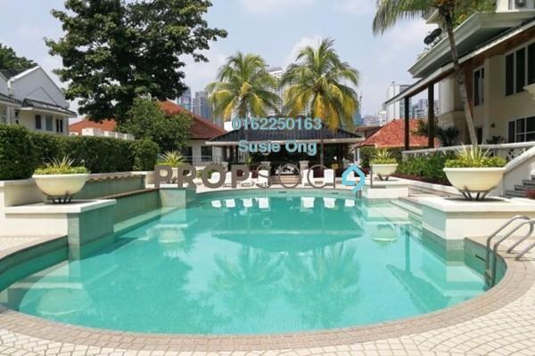 Apartment For Rent in Seriska, Ampang Hilir Freehold Semi Furnished 4R/5B 7.5k