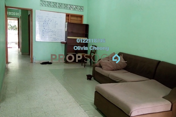 Terrace For Sale in Happy Garden, Old Klang Road Freehold Semi Furnished 3R/2B 600k