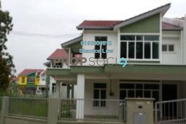 Terrace For Rent in PU1, Bandar Puchong Utama Freehold Semi Furnished 4R/3B 2.2k