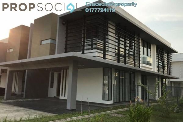 Bungalow For Rent in East Ledang, Iskandar Puteri (Nusajaya) Freehold Semi Furnished 4R/5B 4.4k