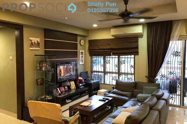 Condominium For Sale in Endah Puri, Sri Petaling Freehold Fully Furnished 3R/2B 568k