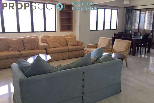 Condominium For Sale in Menara Duta 1, Dutamas Freehold Fully Furnished 4R/4B 1.25m