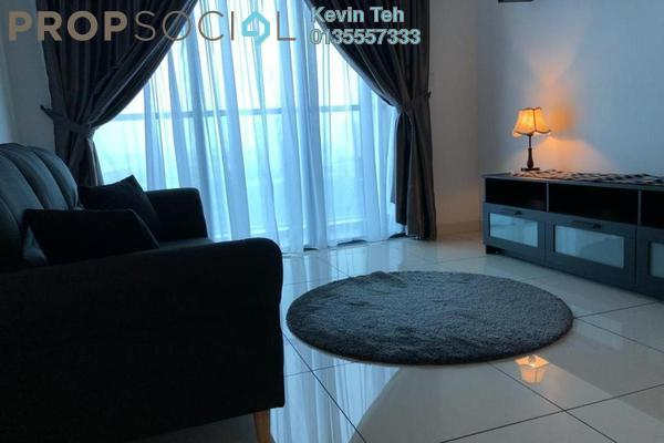 Condominium For Sale in Da Men, UEP Subang Jaya Freehold Fully Furnished 3R/2B 1.2m