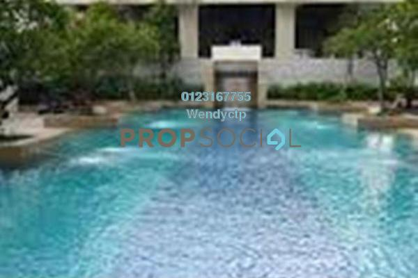 Condominium For Sale in U-Thant Residence, Ampang Hilir Freehold Semi Furnished 4R/3B 3.68m