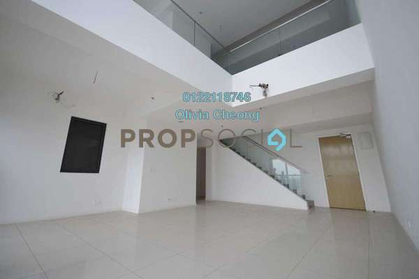 Duplex For Rent in Icon City, Petaling Jaya Freehold Unfurnished 1R/2B 2.2k