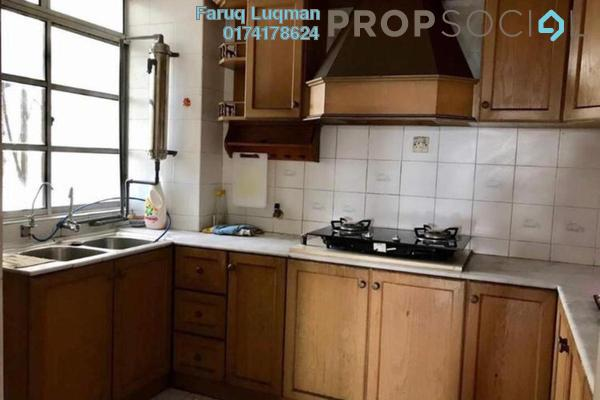Condominium For Sale in Casa Ria, Cheras Freehold Fully Furnished 3R/2B 465k