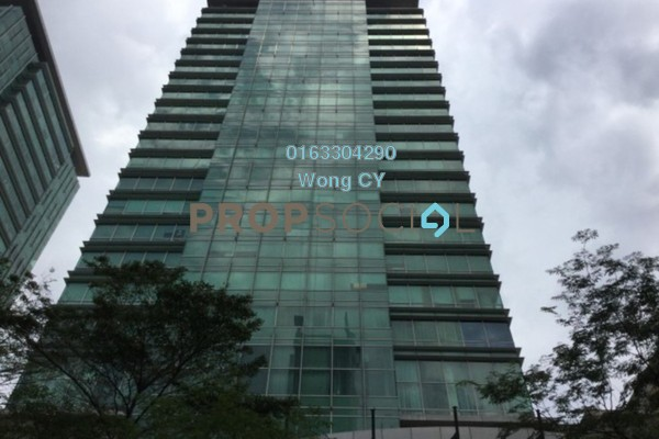 Office For Rent in Centrepoint, Mid Valley City Freehold Fully Furnished 0R/0B 5.5k