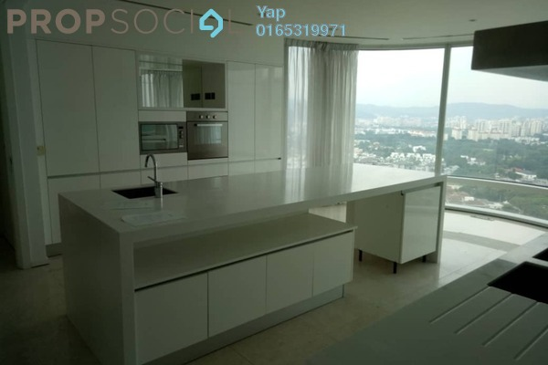 Condominium For Rent in The Avare, KLCC Freehold Semi Furnished 5R/5B 11k