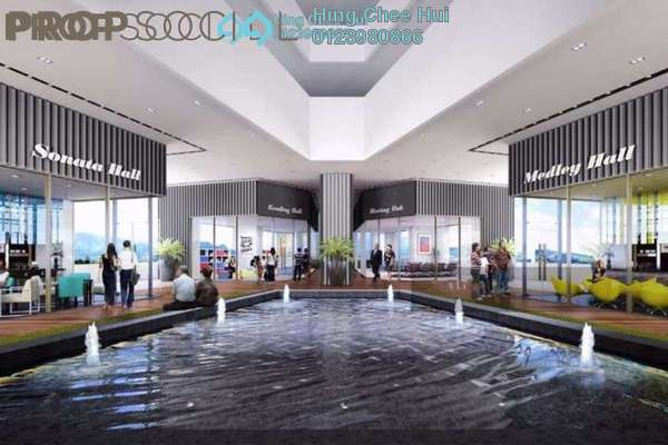 Condominium For Sale in Symphony Tower, Balakong Freehold unfurnished 3R/2B 500k
