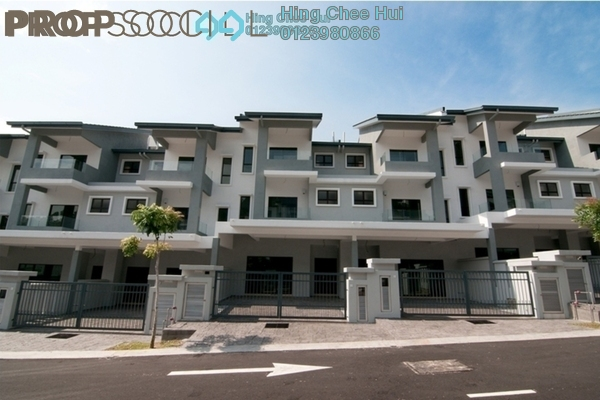 Superlink For Sale in The Peak, Cheras South Freehold unfurnished 6R/5B 1.2m