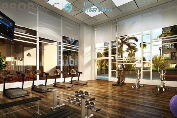 Condominium For Sale in Taman Subang Murni, Subang Freehold Semi Furnished 3R/4B 570k
