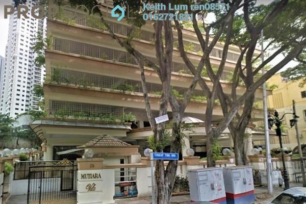 For Rent Condominium at Mutiara Villa, Bukit Ceylon Freehold Fully Furnished 1R/1B 1.9k