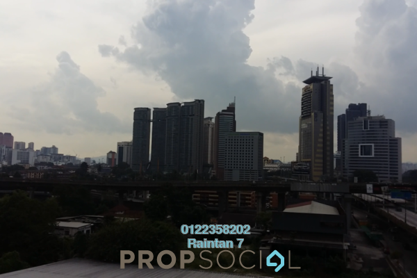 Condominium For Sale in Jelita Court, KLCC Freehold Unfurnished 4R/3B 855k