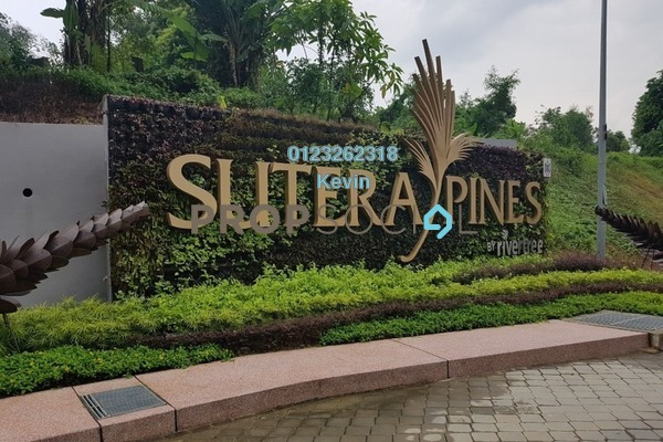 Condominium For Rent in Sutera Pines, Bandar Sungai Long Freehold Semi Furnished 4R/3B 3k
