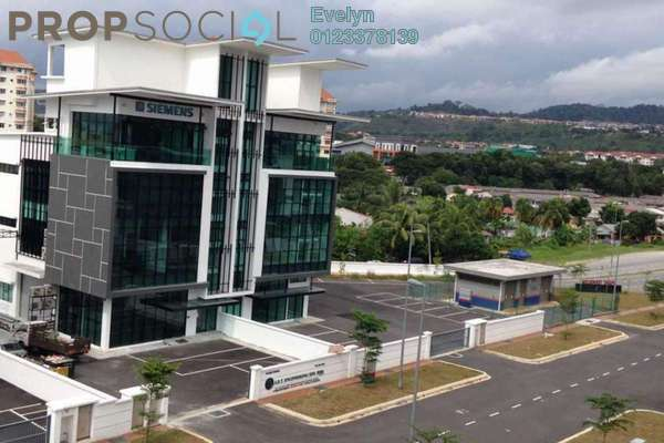 Factory For Sale in Sinar Puchong Technology Park, Puchong Freehold Unfurnished 0R/0B 6.88m