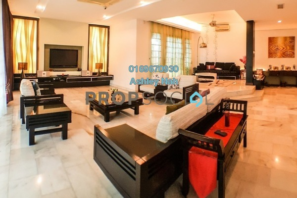 Bungalow For Sale in Taman Melawis, Klang Freehold Semi Furnished 5R/5B 1.3m
