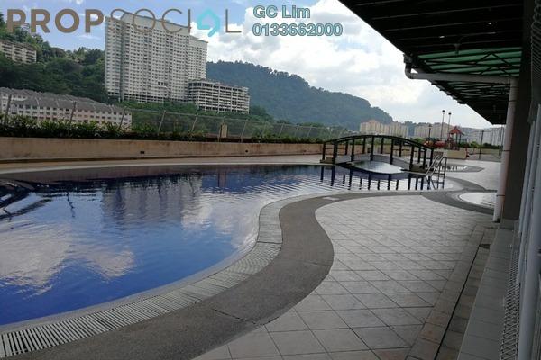 Condominium For Sale in Glen View Villa, Cheras Freehold Semi Furnished 3R/2B 380k