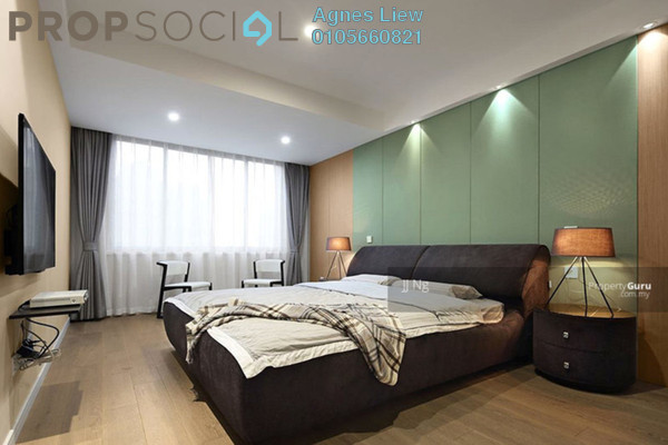 Condominium For Sale in Residensi Rampai II, Kuala Lumpur Freehold Unfurnished 4R/2B 430k