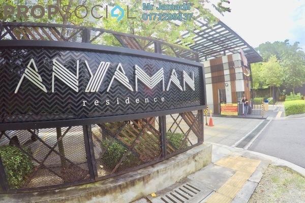 Condominium For Sale in Anyaman Residence, Bandar Tasik Selatan Freehold Unfurnished 4R/2B 630k