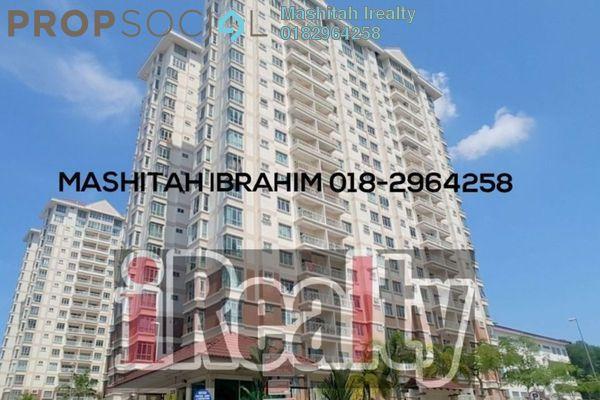 Condominium For Sale in De Centrum Unipark Condominium, Kajang Freehold Unfurnished 4R/2B 350k