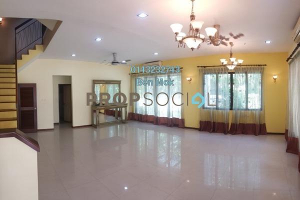Terrace For Rent in Sunway SPK Damansara, Kepong Freehold Semi Furnished 5R/5B 4.2k