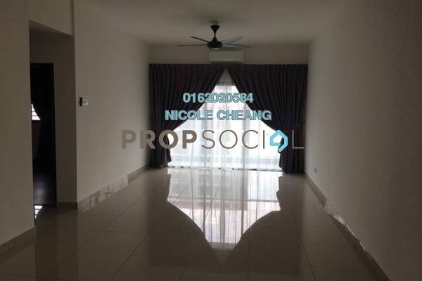 Condominium For Rent in J.dupion, Cheras Freehold Semi Furnished 3R/2B 2k