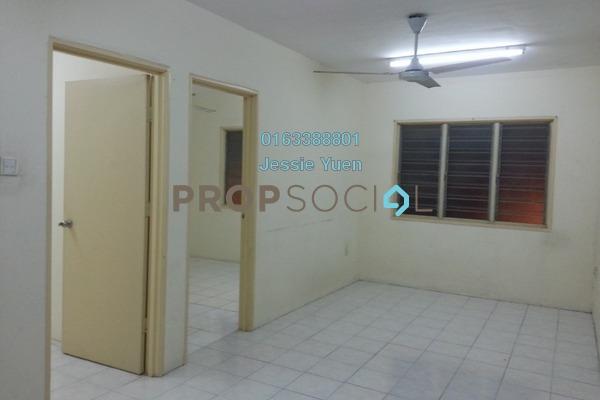 Apartment For Sale in Flora Damansara, Damansara Perdana Freehold Unfurnished 3R/2B 150k