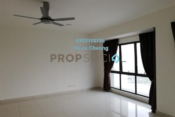 Apartment For Rent in 8 Kinrara, Bandar Kinrara Freehold Semi Furnished 3R/2B 1.9k