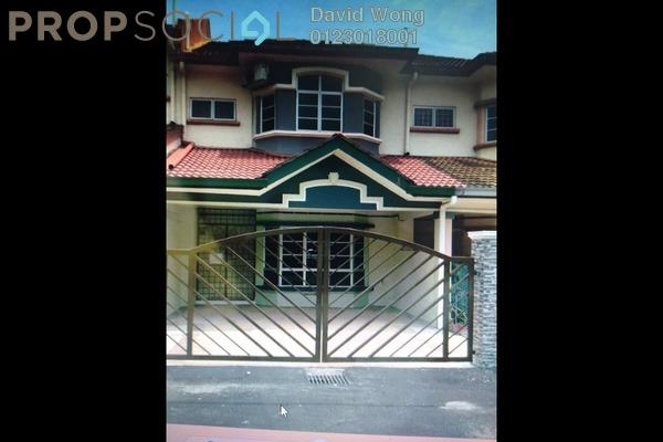 Terrace For Sale in Taman Bukit Mewah, Kajang Freehold Unfurnished 4R/3B 530k