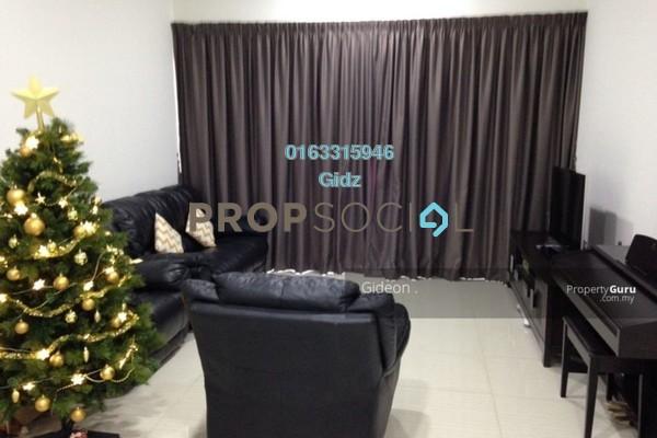 Condominium For Sale in Reflection Residences, Mutiara Damansara Freehold Fully Furnished 3R/2B 850k