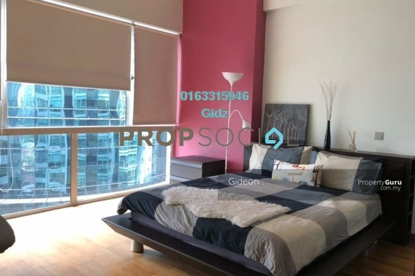 Condominium For Sale in Suasana Sentral Loft, KL Sentral Freehold Fully Furnished 1R/1B 1.1m