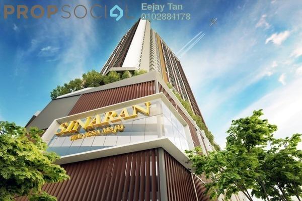 For Sale Serviced Residence at Sinaran @ Wangsa Maju, Wangsa Maju Freehold Semi Furnished 2R/2B 460k