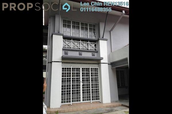 Terrace For Sale in Damai Budi, Alam Damai Freehold Unfurnished 4R/3B 1.28m