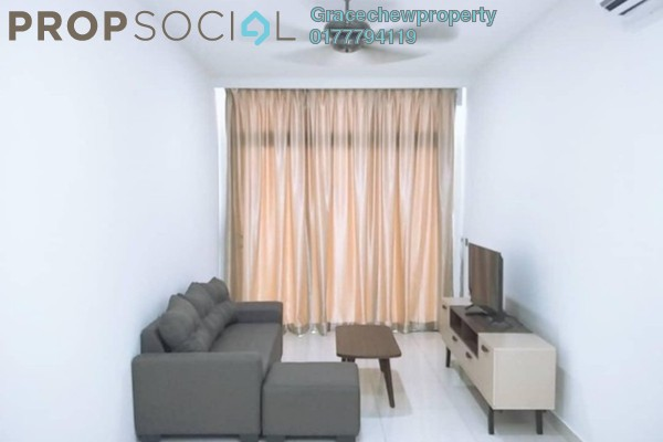 Serviced Residence For Rent in Green Haven, Johor Bahru Freehold Fully Furnished 0R/1B 1.8k