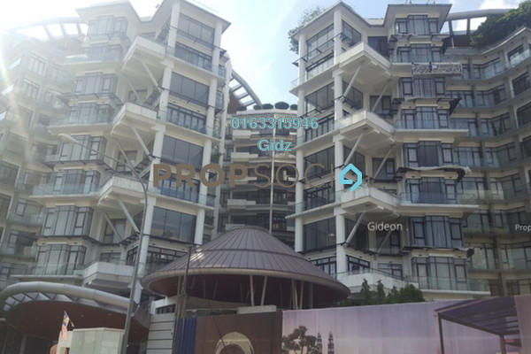 Condominium For Sale in Gallery U-Thant, Ampang Hilir Freehold Semi Furnished 6R/6B 7.2m