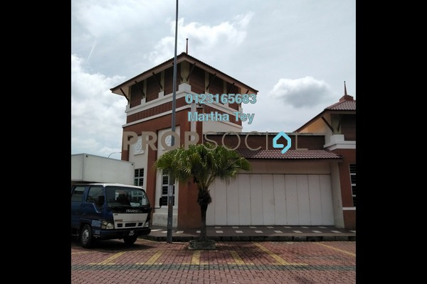 Shop For Rent in Nusari Bayu, Bandar Sri Sendayan Freehold Unfurnished 0R/2B 3.5k