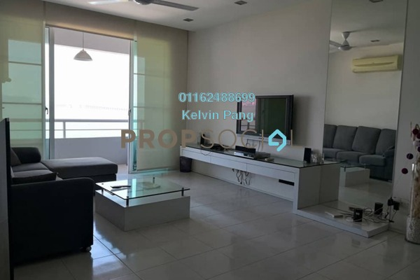 Condominium For Sale in BaysWater, Gelugor Freehold Fully Furnished 3R/2B 970k