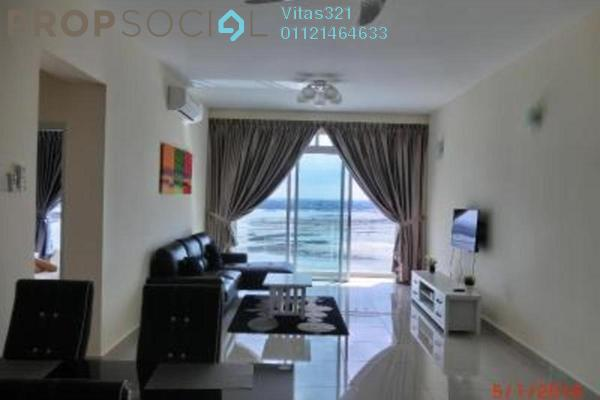 Condominium For Sale in Country Garden Danga Bay, Danga Bay Freehold Semi Furnished 2R/2B 630k