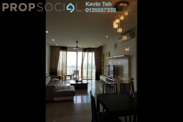 Condominium For Sale in Kiaramas Ayuria, Mont Kiara Freehold Fully Furnished 3R/3B 1.38m