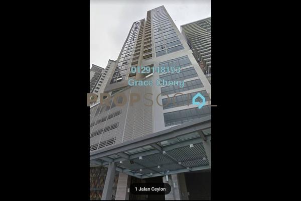 Condominium For Sale in Laman Ceylon, Bukit Ceylon Freehold Fully Furnished 1R/1B 988k
