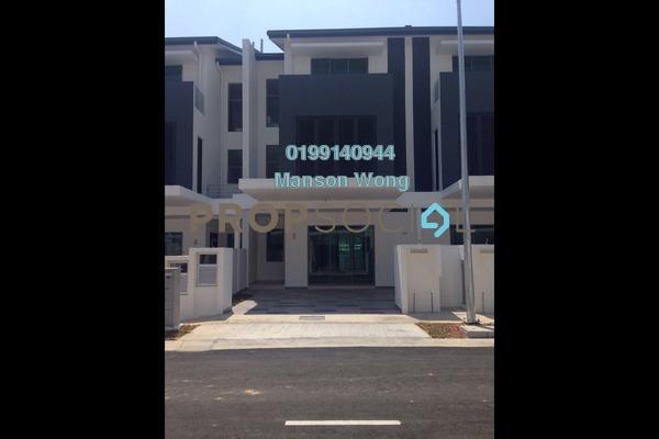 Superlink For Sale in Laman Bayu, Bukit Jalil Freehold Unfurnished 5R/5B 1.3m