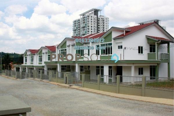Terrace For Sale in PU1, Bandar Puchong Utama Freehold Semi Furnished 4R/3B 960k