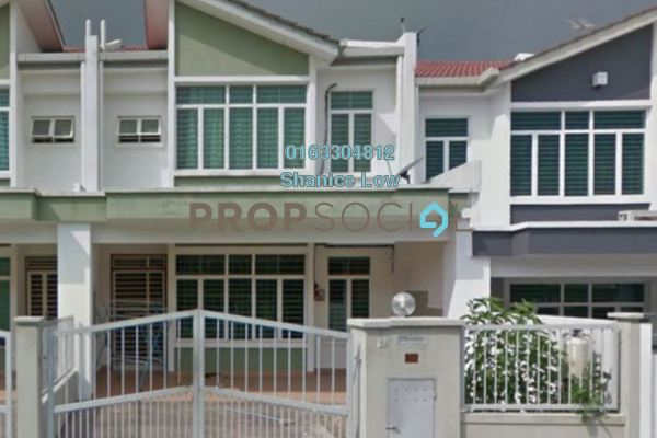 Terrace For Sale in PU1, Bandar Puchong Utama Freehold Semi Furnished 4R/3B 830k