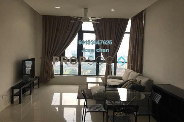 Serviced Residence For Rent in Tropicana Avenue, Tropicana Freehold Fully Furnished 2R/2B 3k