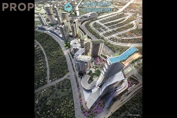 Condominium For Sale in Ativo Suites, Bandar Sri Damansara Freehold Semi Furnished 1R/1B 470k