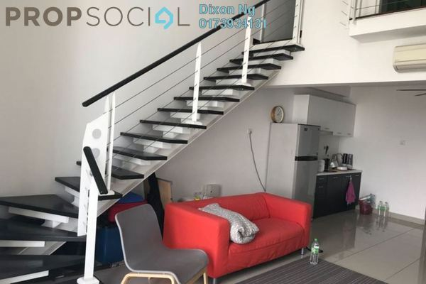 SoHo/Studio For Rent in The Scott Garden, Old Klang Road Freehold Semi Furnished 1R/2B 1.7k