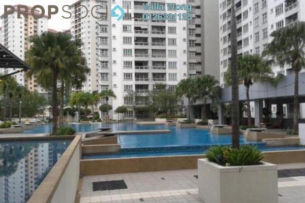 Condominium For Sale in Sterling, Kelana Jaya Freehold Unfurnished 4R/3B 800k