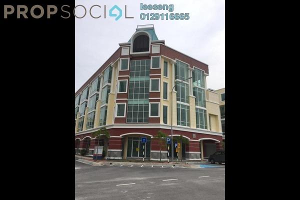 Office For Rent in Gravit8, Klang Freehold Unfurnished 0R/6B 2k